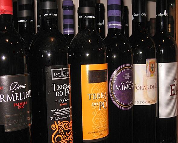 Wein bei Litera